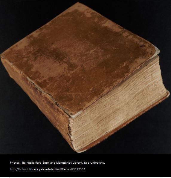 Blank Biblec